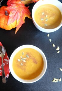 Easy Pumpkin Soup Recipe - One Secret Ingredient