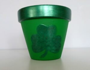 St. Patrick's Day Candy Dish