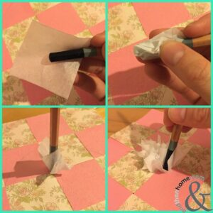 Tissue Paper Heart for Any Occasion