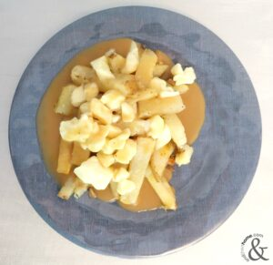 Traditional Poutine with Homade Gravy Recipe