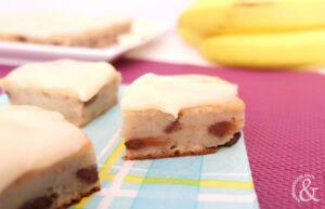 Easy Banana Bread Bar Recipe