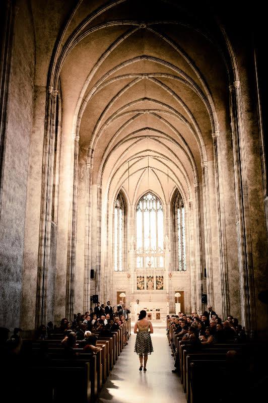 The Church from Victoria's Wedding Photo Credit: Banga Photography