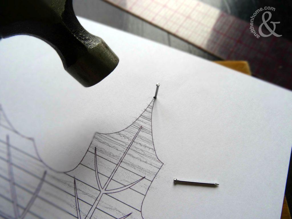 leaf-string-art-step-two