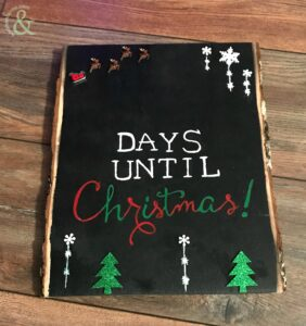 diy-chalkboard-countdown-to-christmas-1