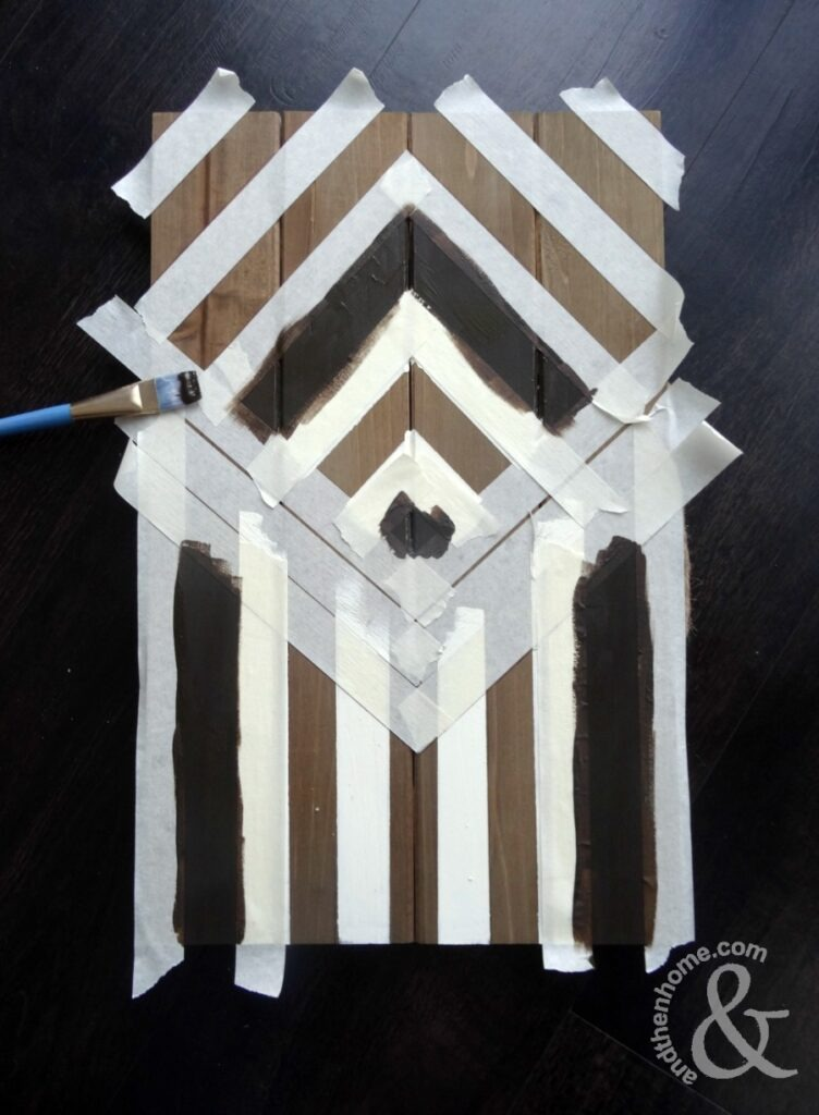 boho-chevron-key-holder-step-two