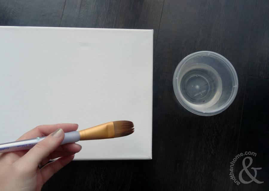 coffee-filter-winter-art-step-one
