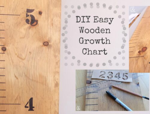 DIY-Easy-Growth-Chart-Title