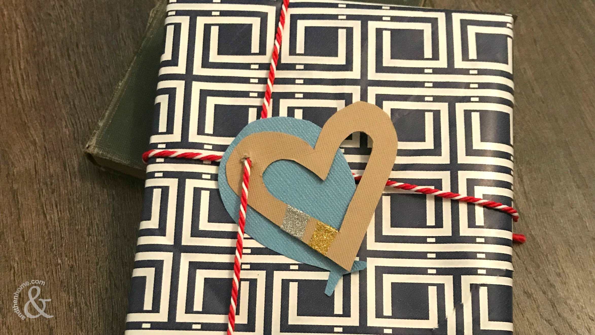 Make Your Own Gift Tags And Then Home