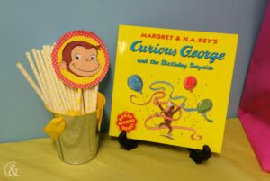 Curious George Birthday Theme Ideas