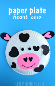paper-plate-cow-heart-valentine-craft-for-kids-661x1024