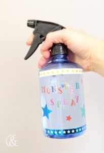 DIY Magic Monster Spray