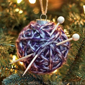10 Fun and Easy Yarn Crafts And Then Home