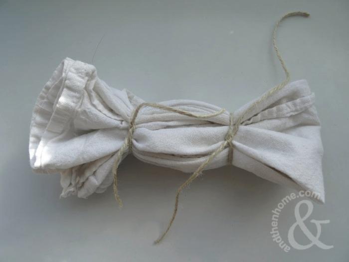 Twist and tie