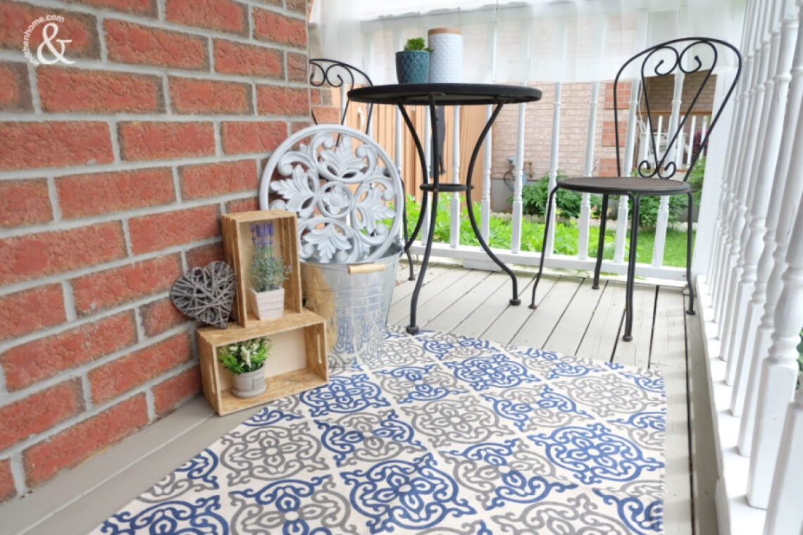 DIY Guide to a Patio Makeover, How To Upgrade Your Patio on a Budget Title